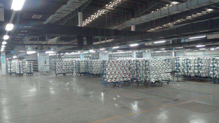 Polyester Teksture Iplik Bursa